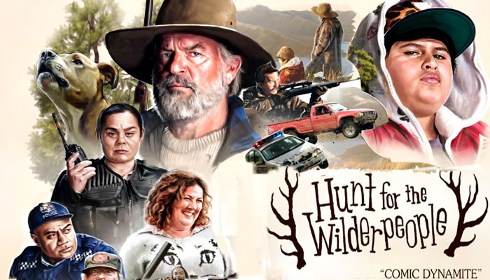 Review: Hunt for the Wilderpeople(2016)