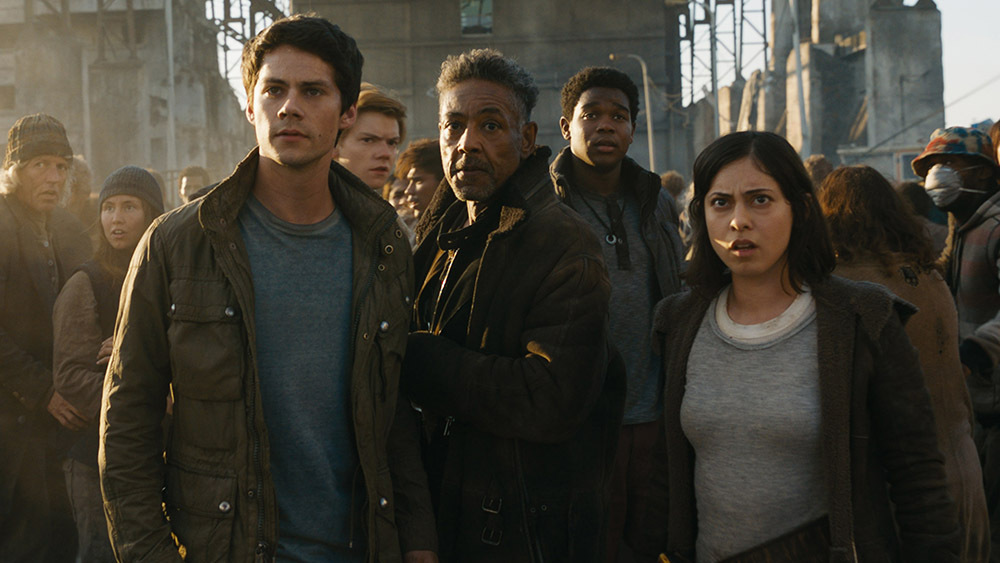 Review: Maze Runner: The Death Cure(2018)